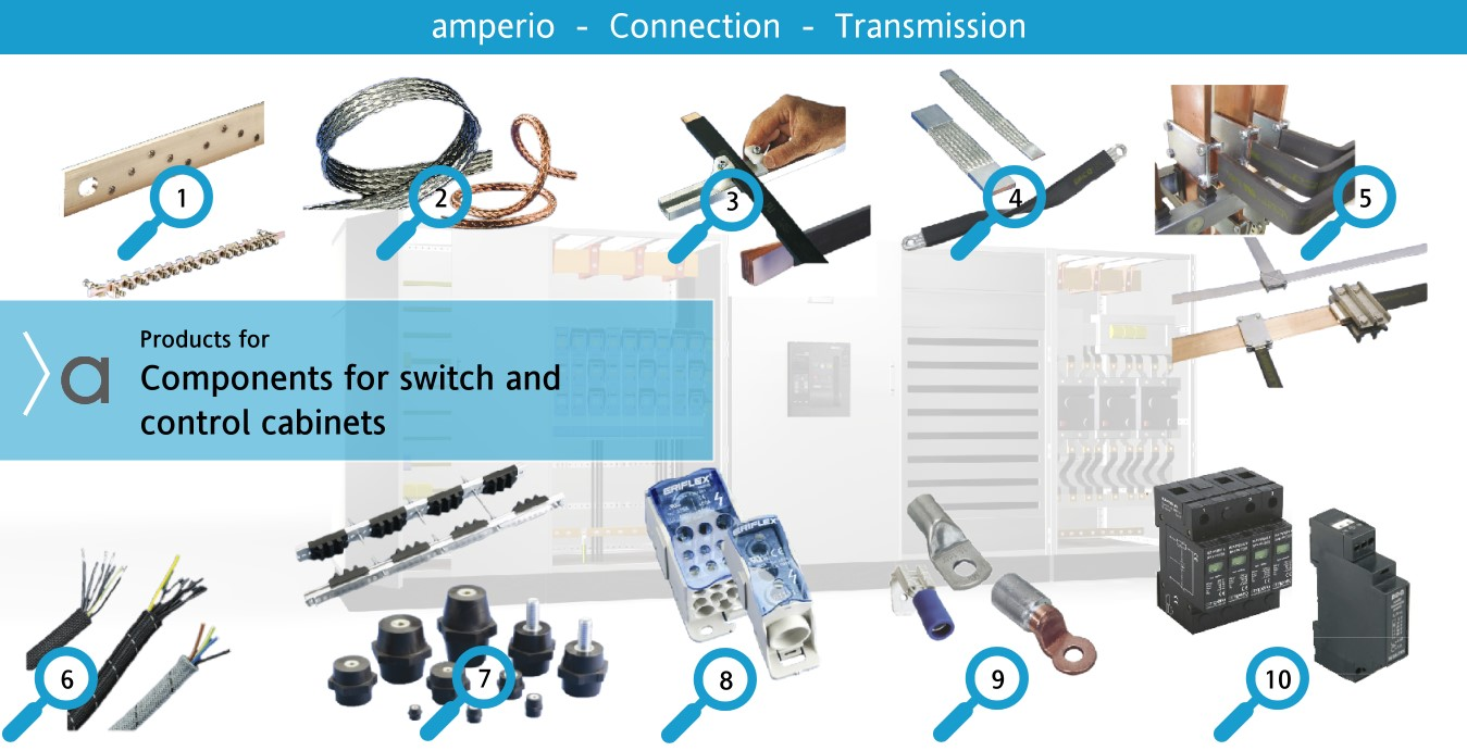 3. Components for low voltage Distribution and Con